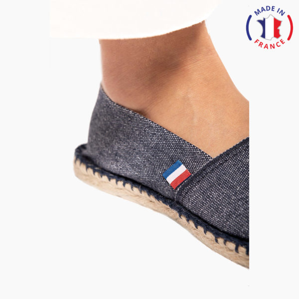 Espadrilles personnalise made in france