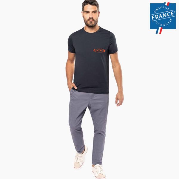 T-shirt personnalise origine france