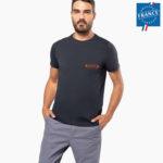 T-shirt personnalise origine france garantie