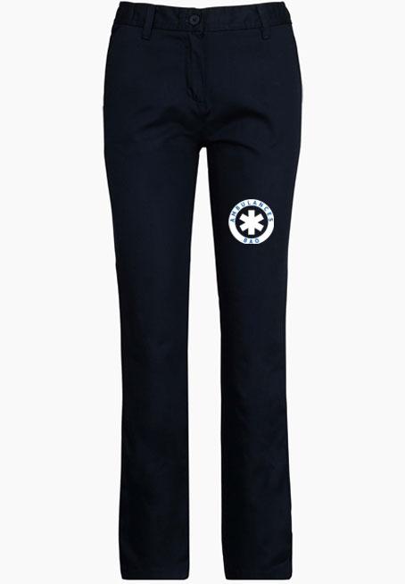 Vetement professionnel ambulanciers pantalon femme