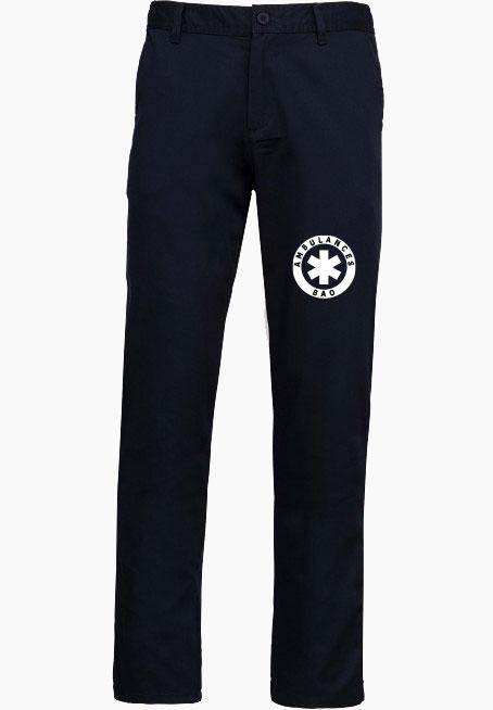 Vetement professionnel ambulanciers pantalon homme