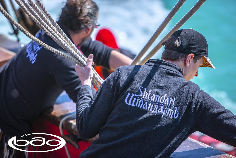 Vêtements pour l'équipage du Shtandart