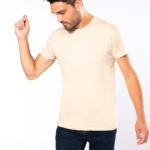 T-Shirt Homme col rond - Broderie - Marquage textile