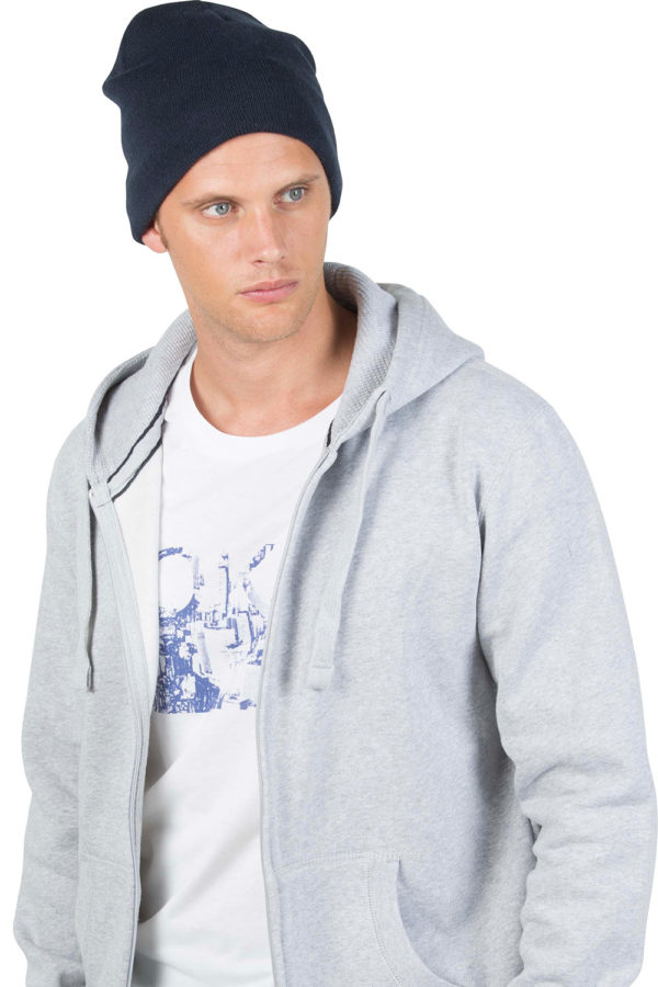 Bonnet avec doublure polaire   Broderie - Marquage textile