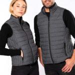 Doudoune légère sans manches | Broderie - Marquage textile