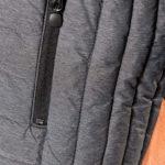 Doudoune légère sans manches homme   Broderie - Marquage textile