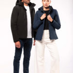 Parka softshell doublée | Broderie - Marquage textile
