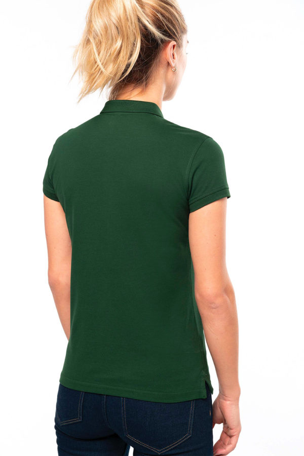 Polo Femme - Broderie - Marquage textile