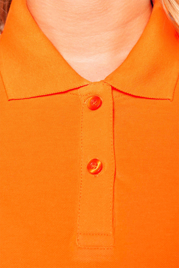 Polo Femme manches courtes - Broderie - Marquage textile