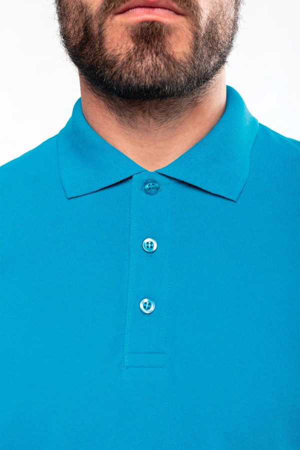 Polo Homme - Broderie - Marquage textile