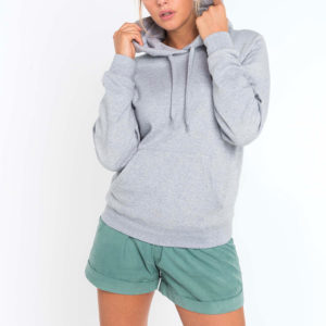 Sweat-shirt capuche femme | Broderie - Marquage textile