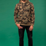 Sweat-shirt capuche homme | Broderie - Marquage textile