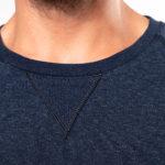Sweat-shirt Homme manches raglan - Broderie - Marquage textile