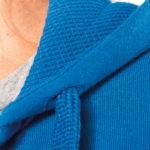 Sweat-shirt zippé capuche femme | Broderie - Marquage textile