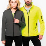 Veste softshell | Broderie - Marquage textile